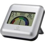 Thermo-higrométer komfort kijelzéssel-Renkforce